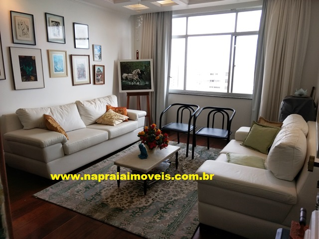 Rent apartment with Sea View, 3 bedrooms in Pituba Beach!