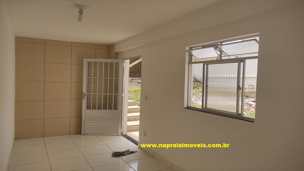 Annual rent, Apartment with bedroom and living room, in Stella Maris, Salvador, Bahia